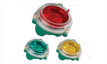 Filters (Red, Amber, Green)